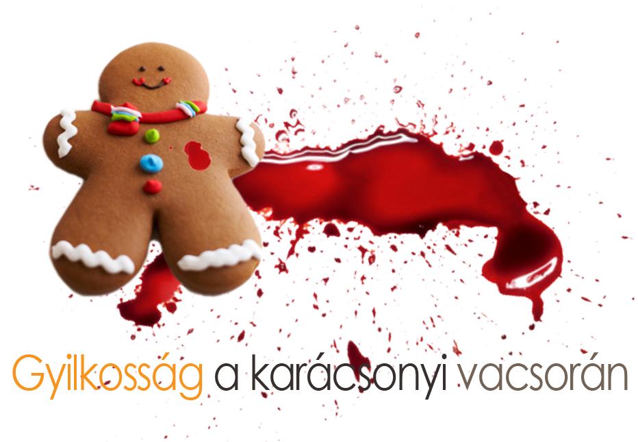 Gyilkosság a karácsonyi vacsorán